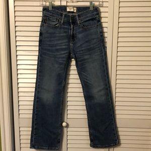 Boys Abercrombie kids jeans